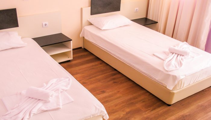 Twin Room in Hotel Mira Vratsa