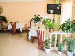 Ресторант Мира Враца интериор