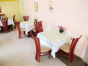 Интериор Хотел Мира Враца ресторант