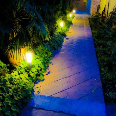 Лятна Градина - Хотел Мира-2