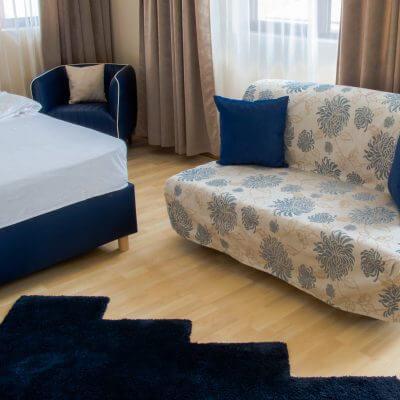 Апартамент-1-303-2 в Хотел Мира Враца